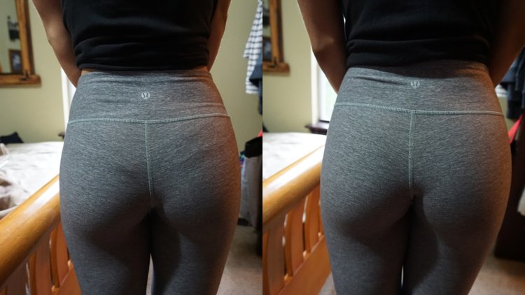 Opinion you Women in tight jeans with panties line pic consider, that