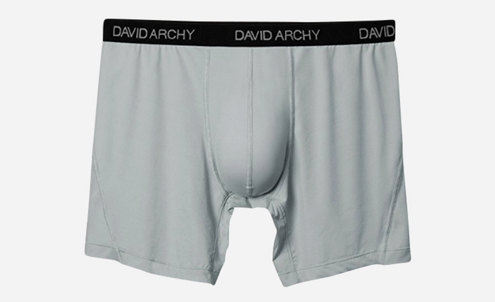 96fa39e16 David Archy Men s Ultra Fast Dry Performance Boxer Briefs
